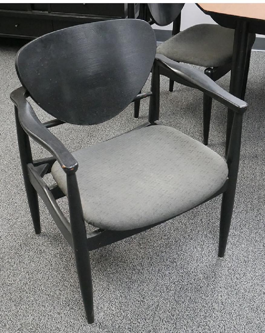 Vintage MCM Dining Table & Chairs John Stuart - 2