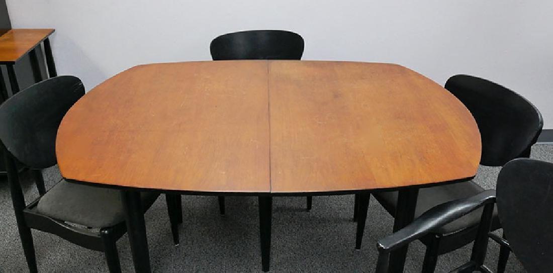 Vintage MCM Dining Table & Chairs John Stuart - 3