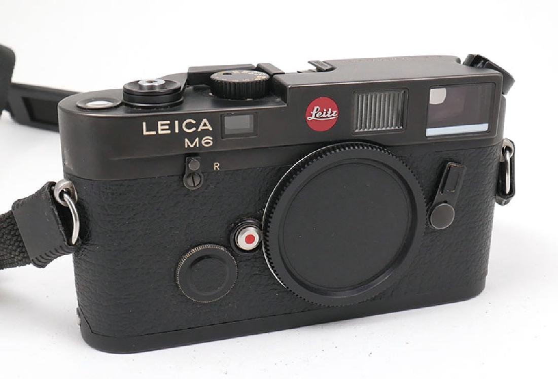 Leica M6 Classic 35mm Rangefinder Camera MIB - 2