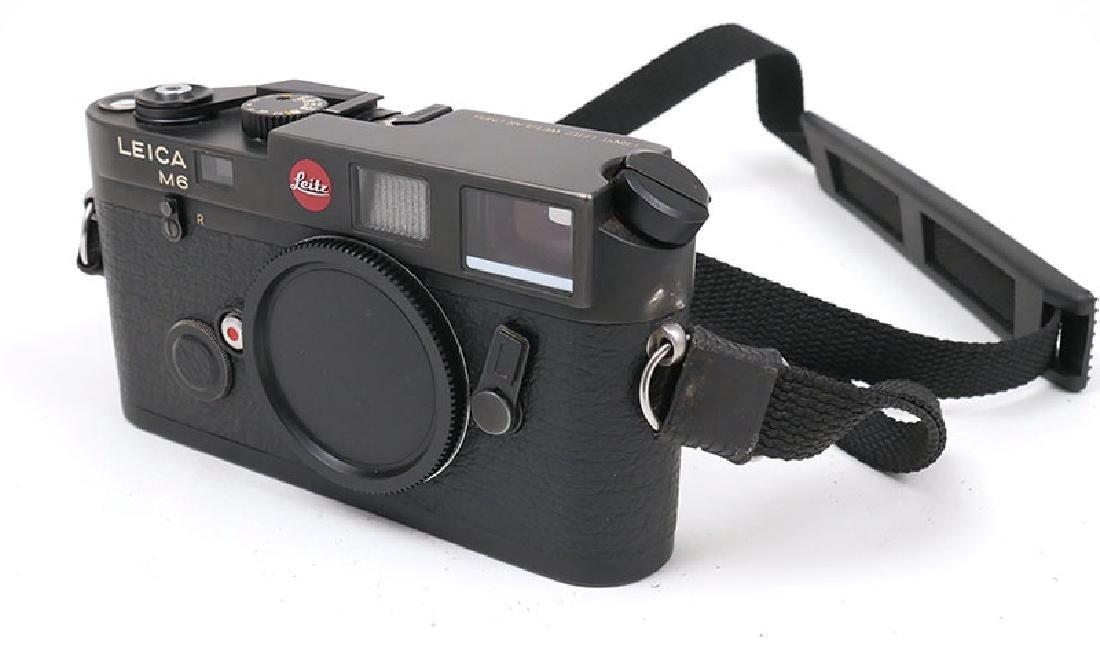 Leica M6 Classic 35mm Rangefinder Camera MIB - 3