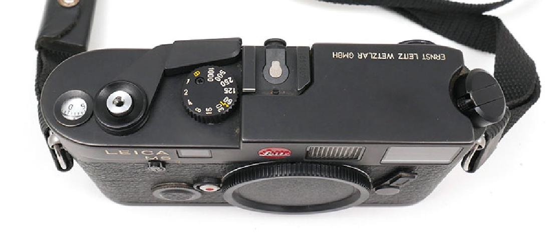 Leica M6 Classic 35mm Rangefinder Camera MIB - 4