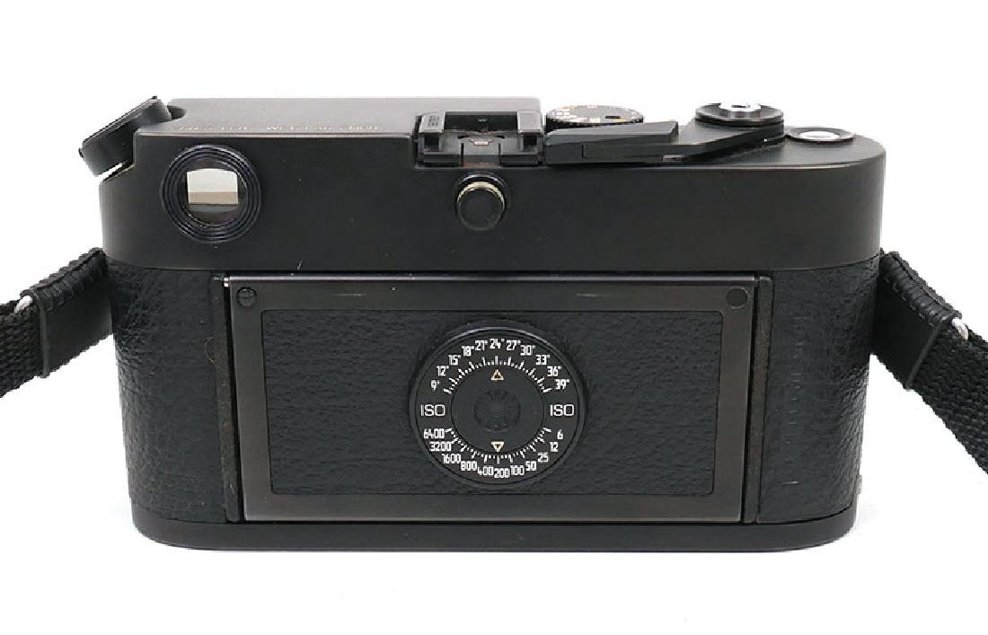 Leica M6 Classic 35mm Rangefinder Camera MIB - 5