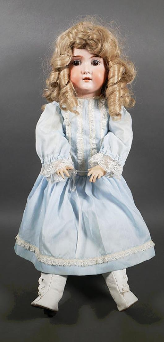 Armand Marseilles 390 Bisque German Doll