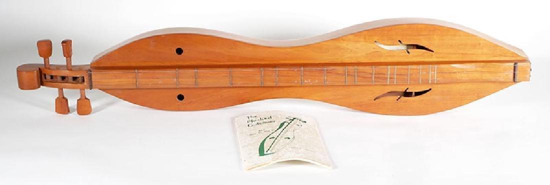 Appalachian Mountain Dulcimer Stringed Instrument
