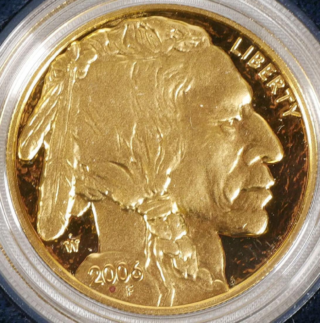 2006 One Ounce Gold Buffalo Proof U.S. Coin