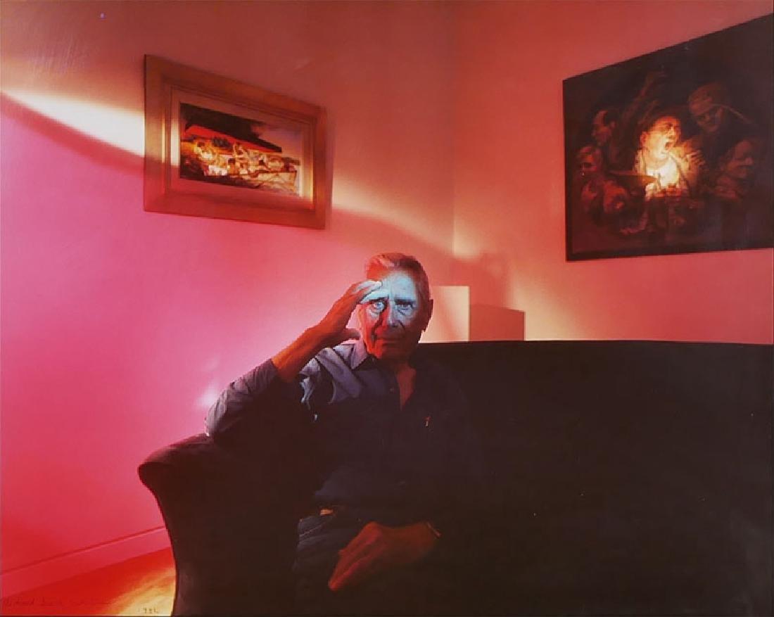Richard Schulman Portrait of Artist Paul Cadmus