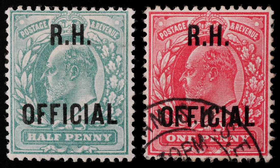 GREAT BRITAIN, 1902 Royal Household Official