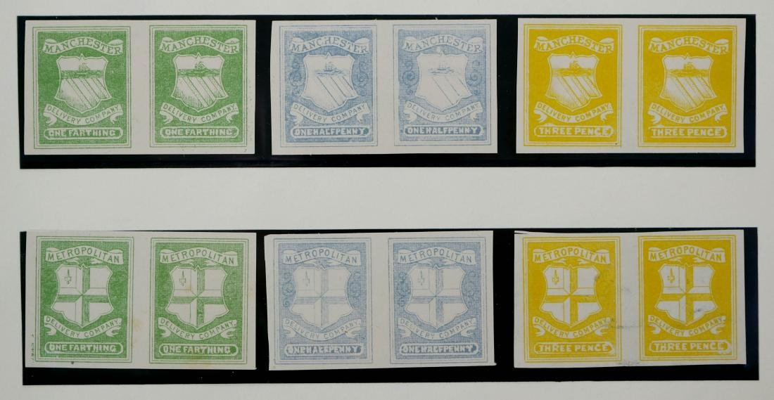 GREAT BRITAIN, Local Issues, Unissued? - 3