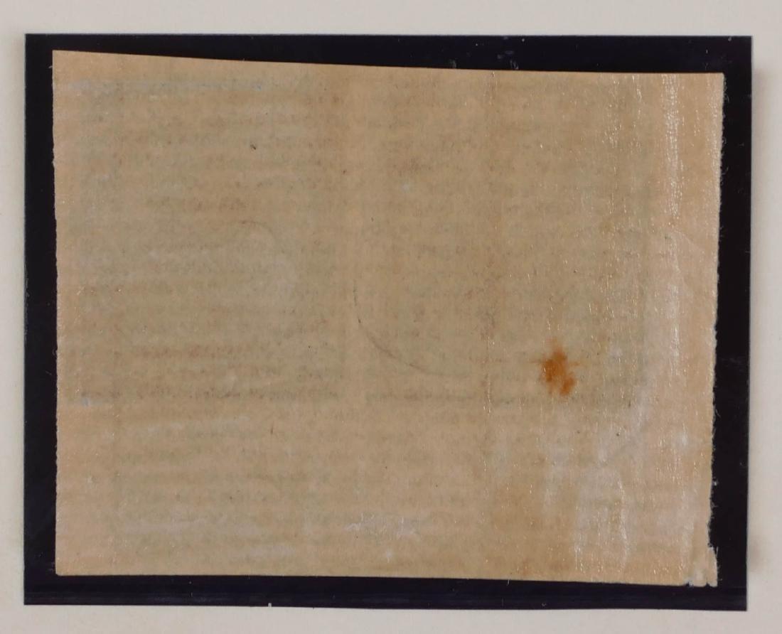 FIJI, 1877 #36 Horizontal Pair Double Impression - 3