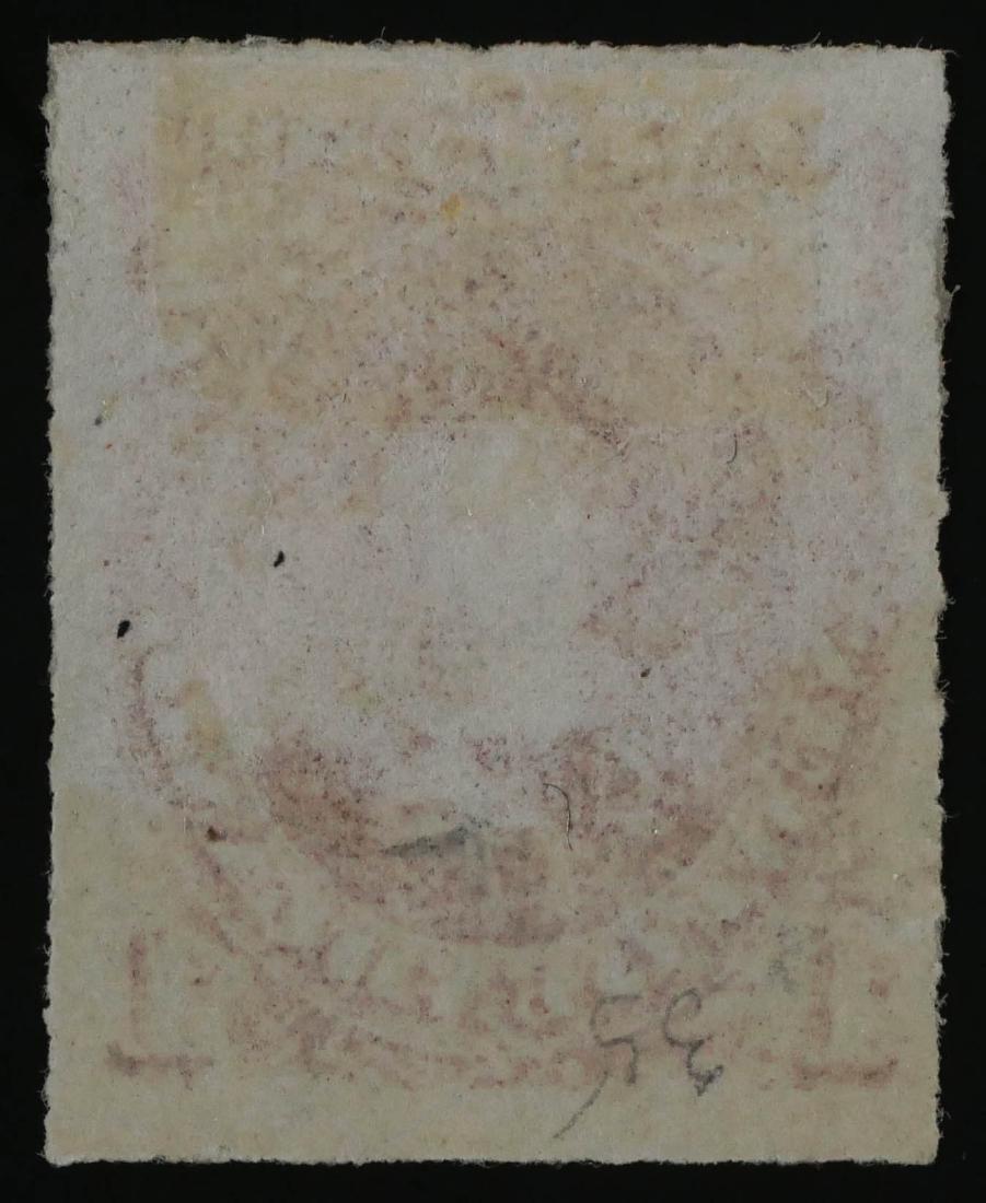 NEWFOUNDLAND, 1876-79, 1c brn lilac #37 - 2