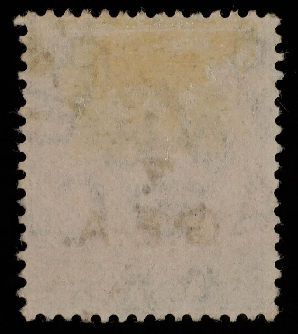 TANGANYIKA, 1921 12c Gray Used #1 - 3