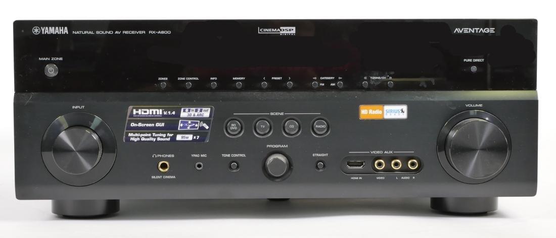 Yamaha AV Receiver RX-A800