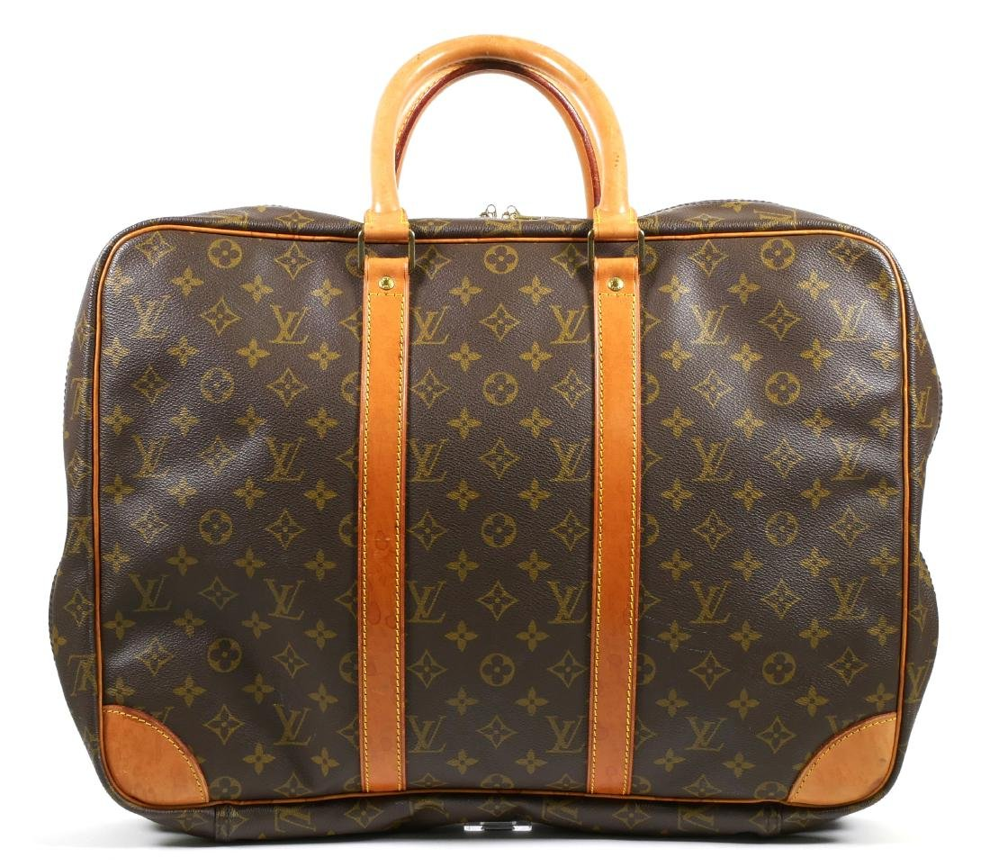 Louis Vuitton Monogram Canvas Sirius 45 Travel Bag