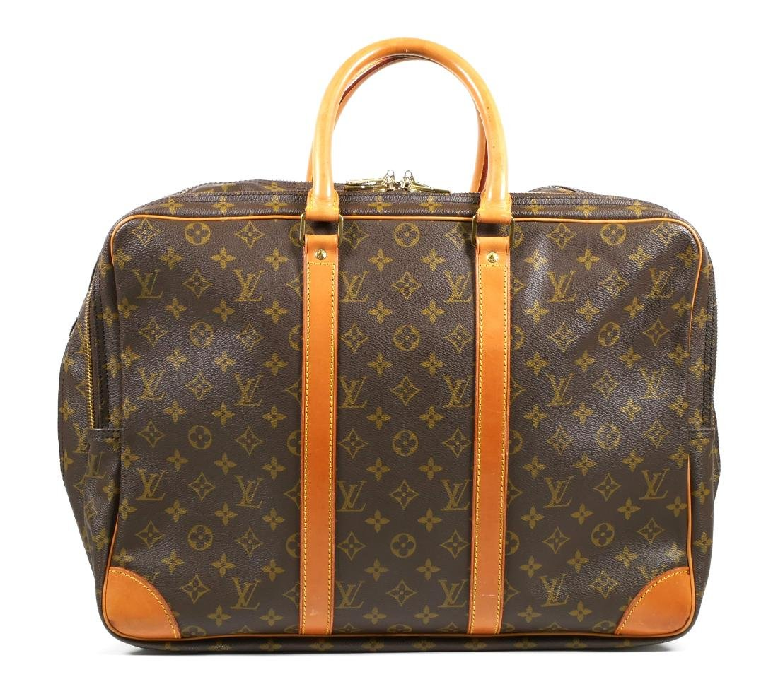 Louis Vuitton Monogram Canvas Sirius 45 Travel Bag - 2