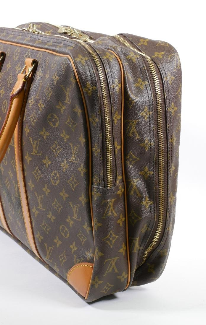 Louis Vuitton Monogram Canvas Sirius 45 Travel Bag - 3