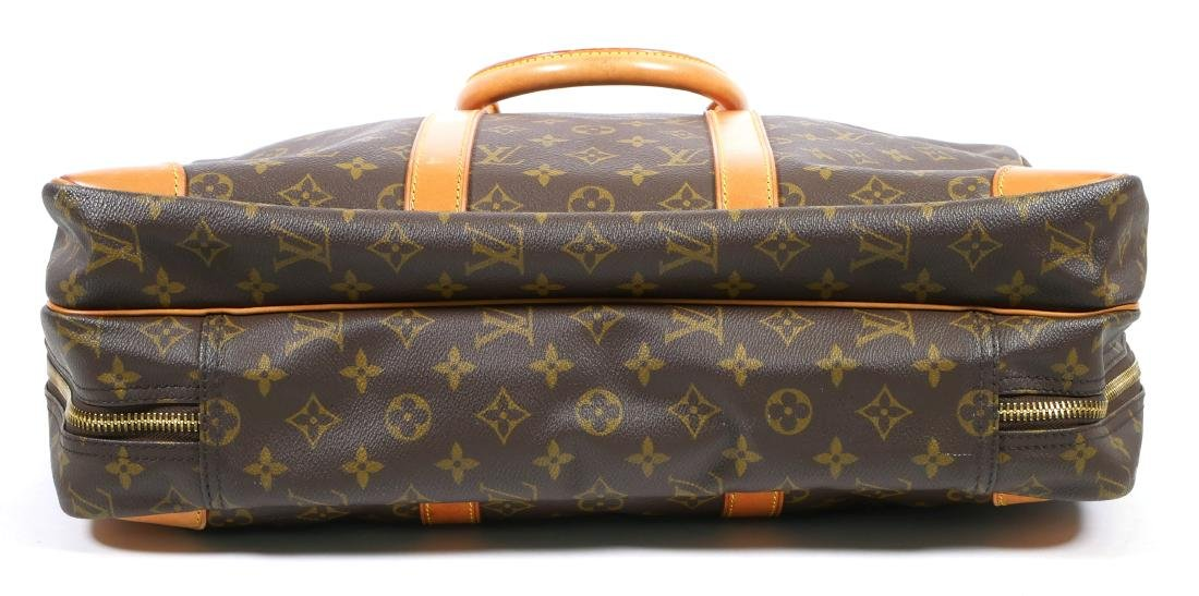 Louis Vuitton Monogram Canvas Sirius 45 Travel Bag - 5