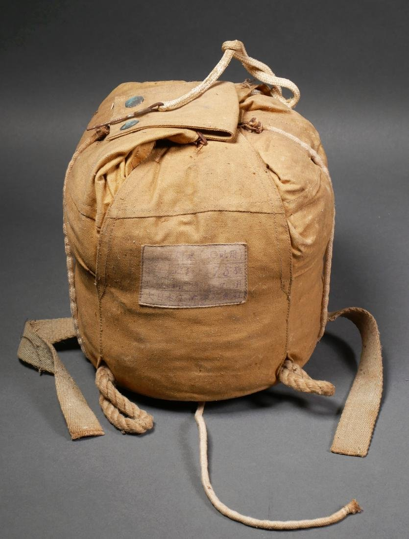 1940s Japanese WWII Parachute
