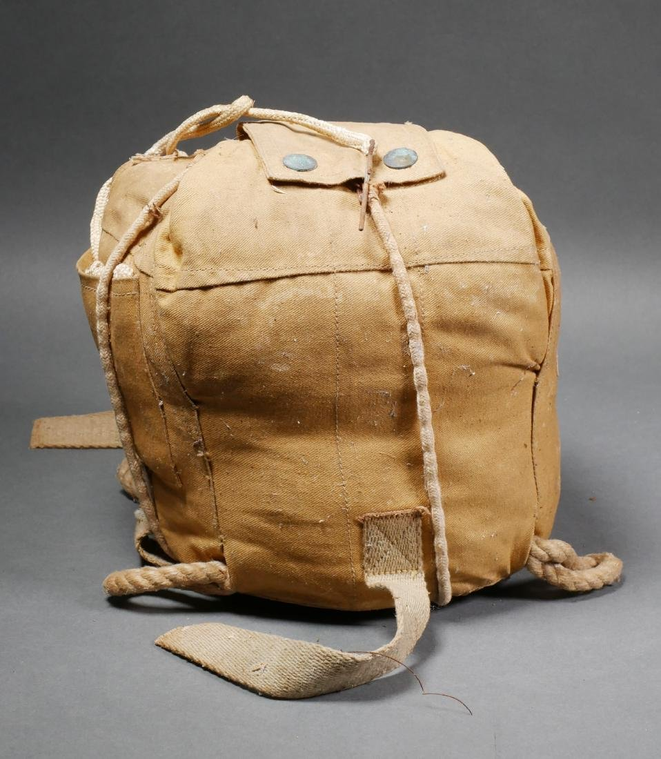 1940s Japanese WWII Parachute - 3