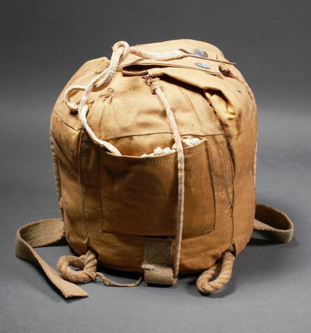 1940s Japanese WWII Parachute - 4