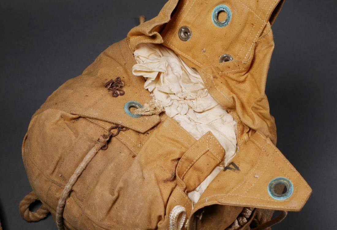 1940s Japanese WWII Parachute - 5