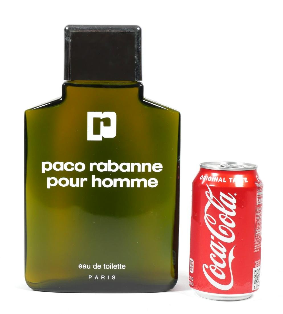 Paco Rabanne Pour Homme Perfume Display Bottle