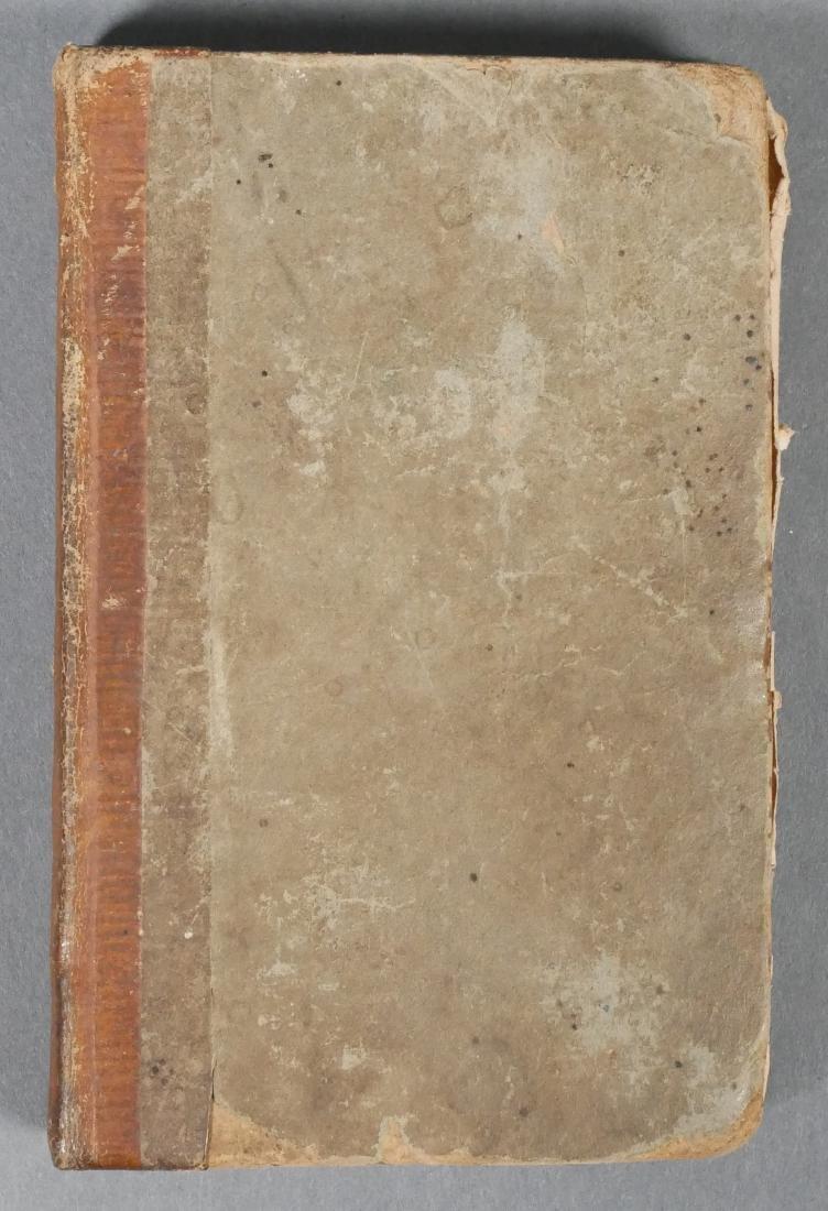 Solomon King 1825 Ali Baba 40 Thieves Chapbook