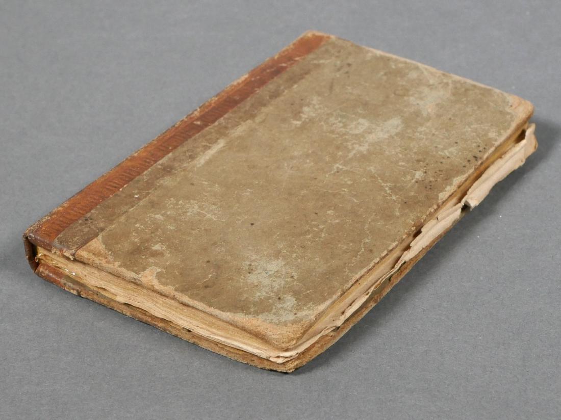 Solomon King 1825 Ali Baba 40 Thieves Chapbook - 2