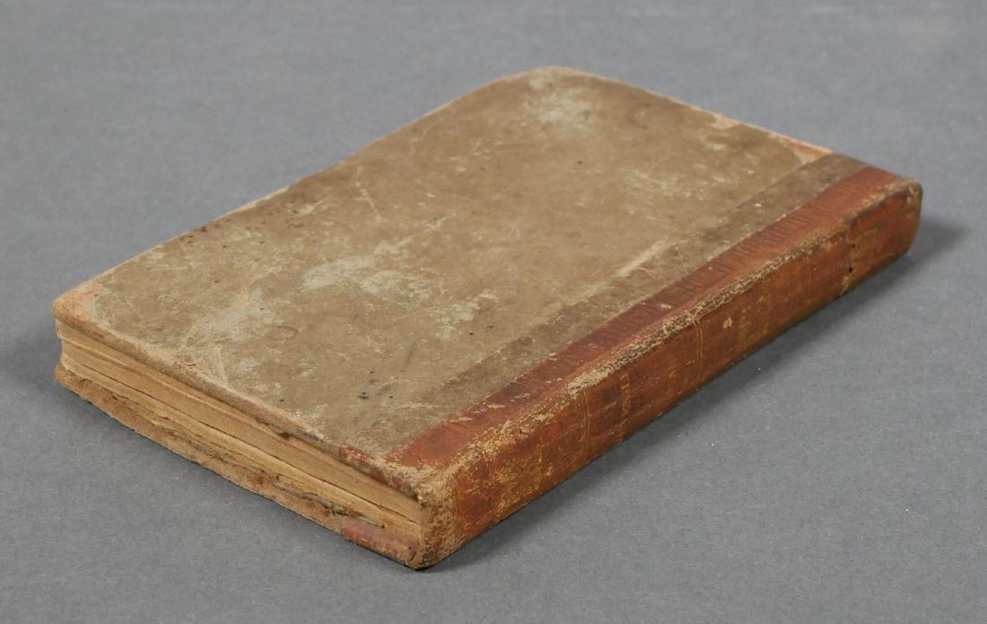 Solomon King 1825 Ali Baba 40 Thieves Chapbook - 3