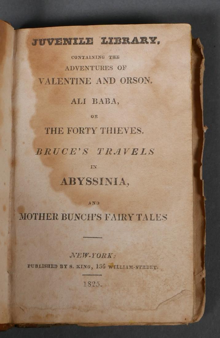 Solomon King 1825 Ali Baba 40 Thieves Chapbook - 4