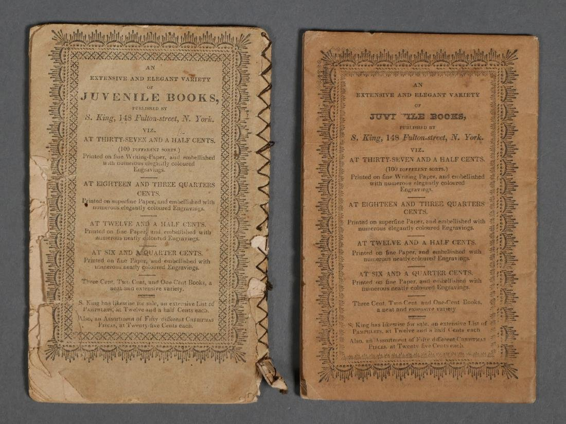 My Father My Mother 1820s Chapbooks S King - 4