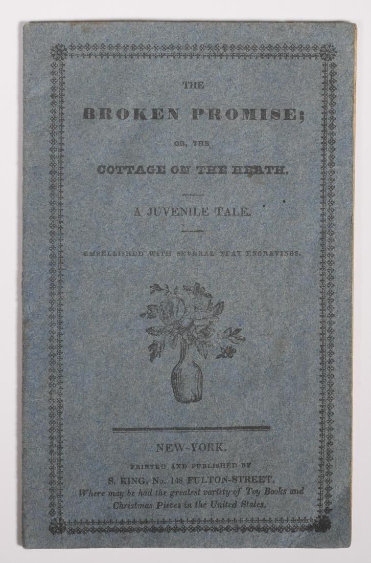 1820s Solomon King Chapbook