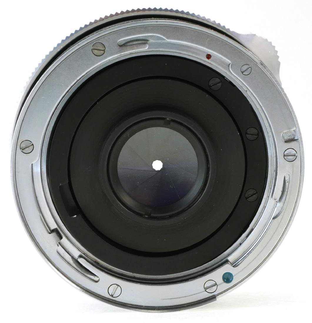 2 Carl Zeiss Lenses, Tessar & Distagon - 7