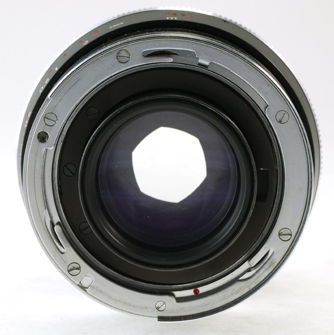 2 Carl Zeiss Lenses, Tessar & Distagon - 8