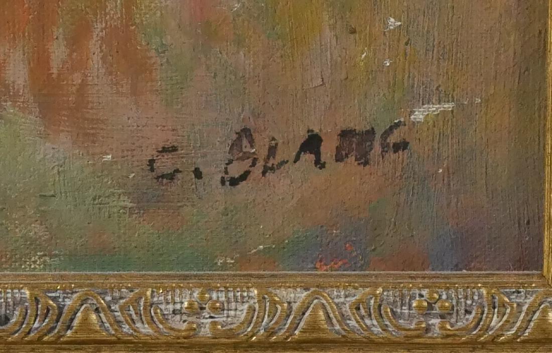 Charles Blanc Painting, Fauvist Landscape - 3