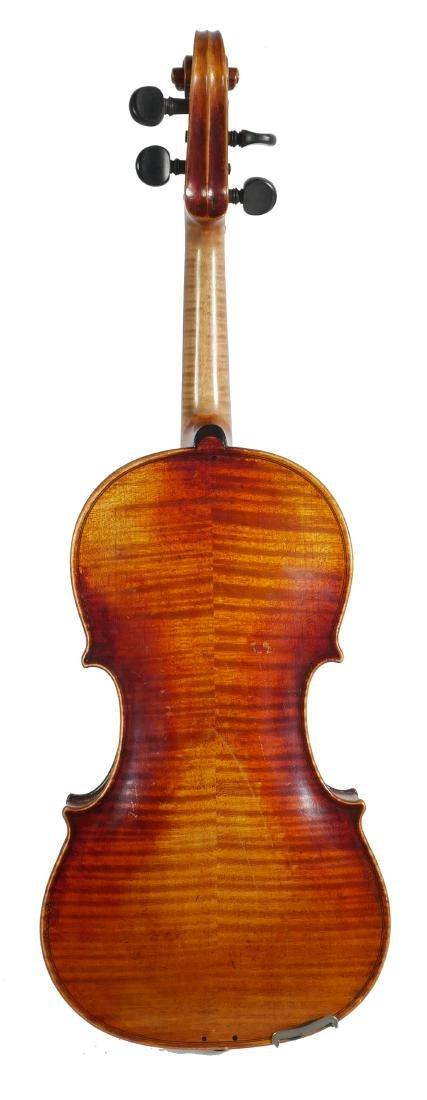 Carlo Bergonzi Violin & Anton Schroetter Bow - 3