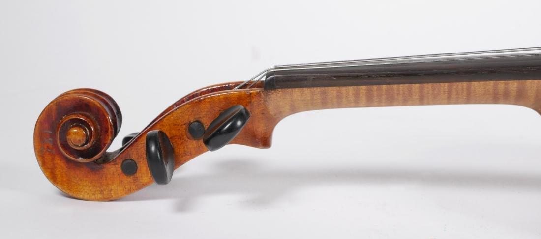 Carlo Bergonzi Violin & Anton Schroetter Bow - 4