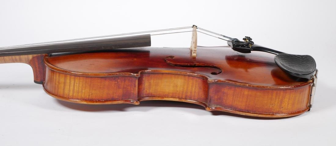 Carlo Bergonzi Violin & Anton Schroetter Bow - 5