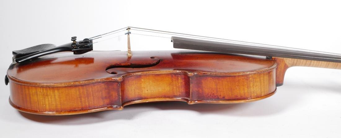 Carlo Bergonzi Violin & Anton Schroetter Bow - 7