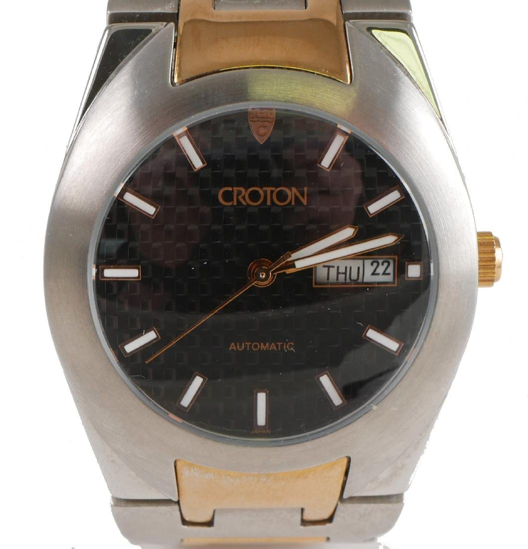 4 Croton Estate Mens Wristwatches - 6
