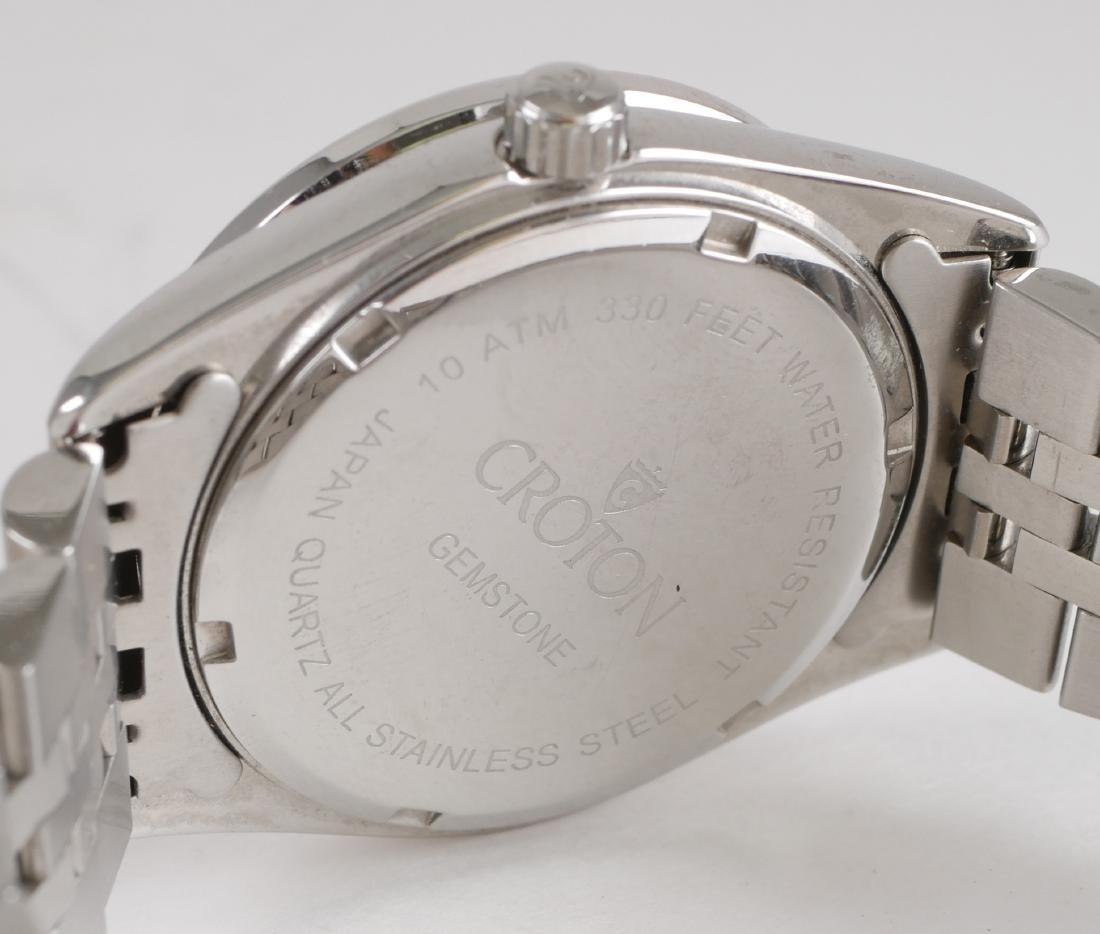4 Croton Estate Mens Wristwatches - 3