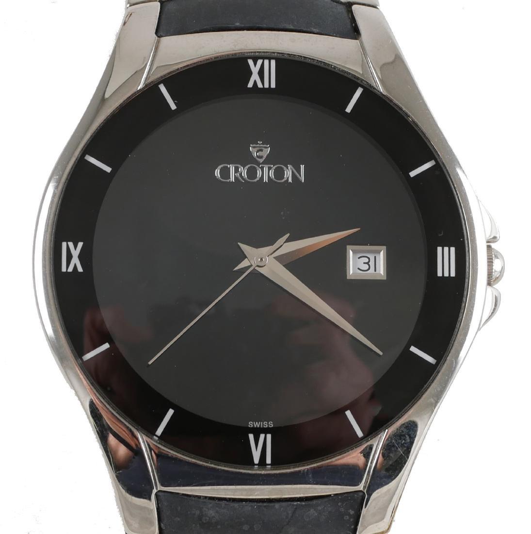 4 Croton Estate Mens Wristwatches - 6