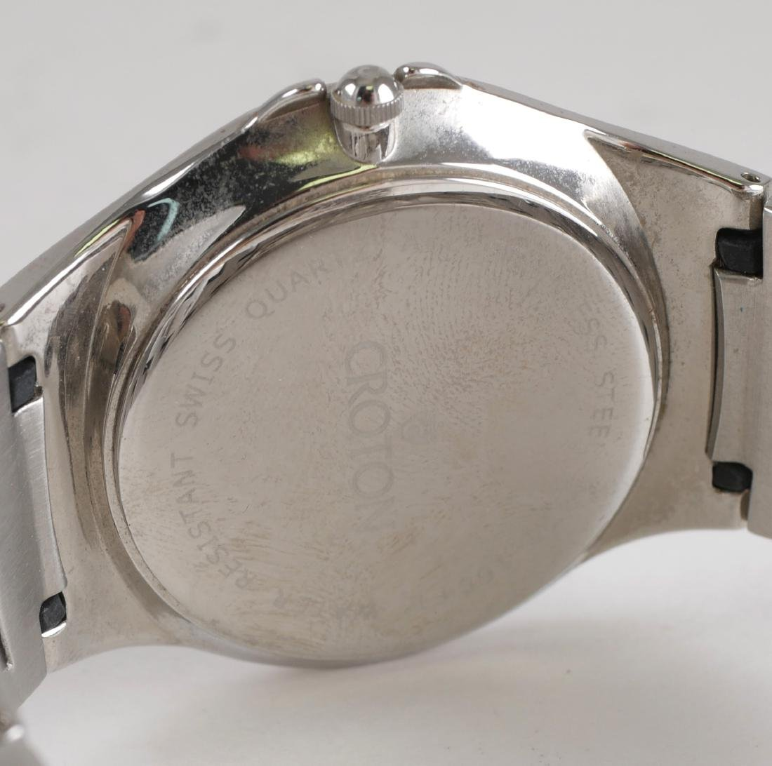 4 Croton Estate Mens Wristwatches - 7