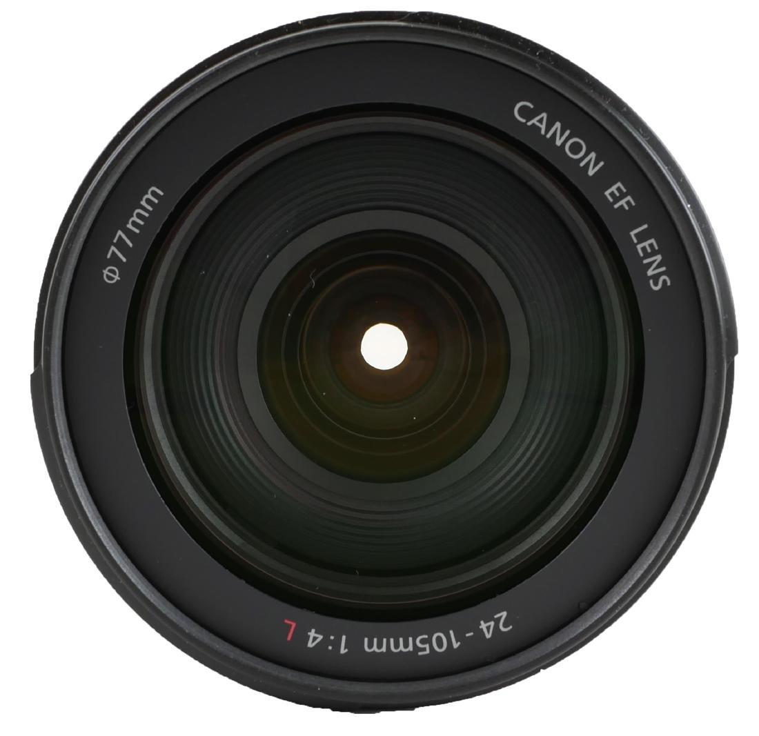 Canon EF 24-105mm Camera Lens w/ Macro - 3