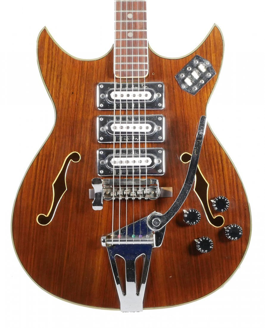 Greco Merlin Electric Guitar - 2