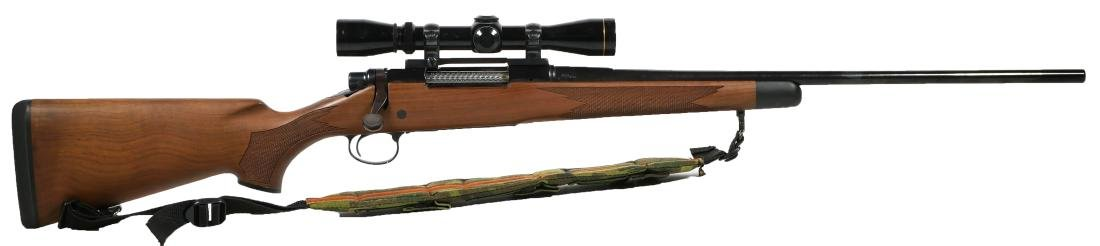 Firearm: Remington Model 700 .30-06 Rifle
