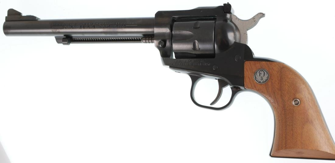 Firearm: Ruger New Model Single-Six .22 Revolver - 2