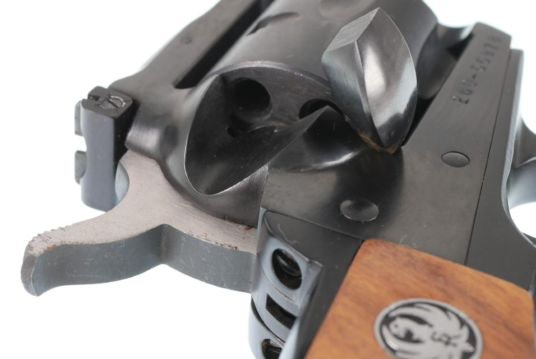 Firearm: Ruger New Model Single-Six .22 Revolver - 3