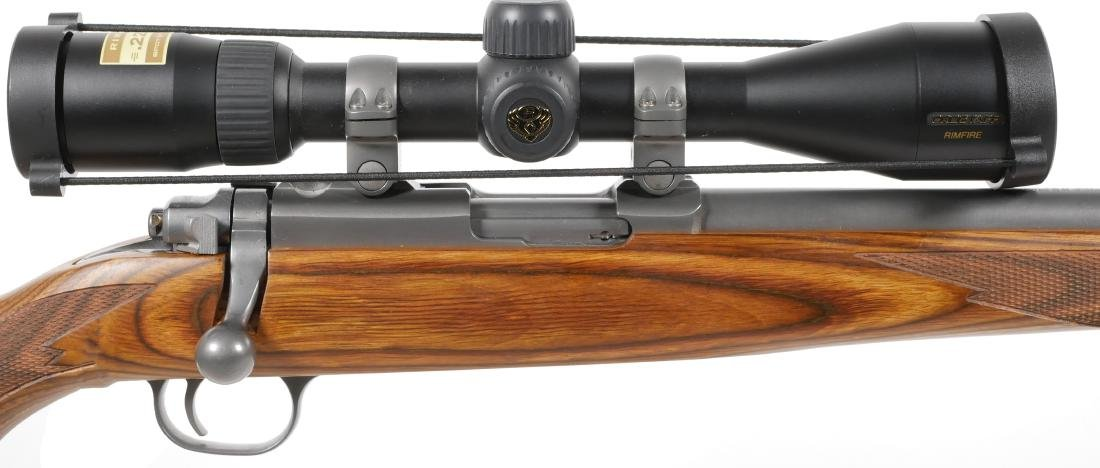 Firearm: Ruger 77/22 Bolt Action Rifle - 3