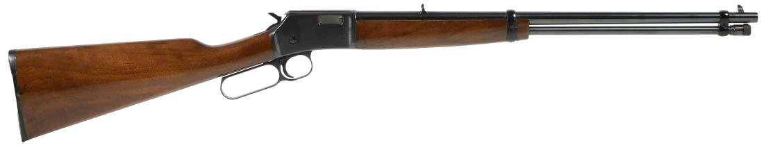 Firearm: Browning BL-22 Lever Action Rifle