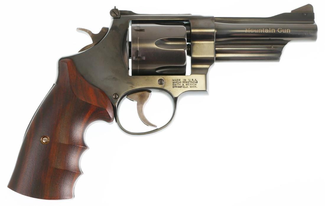 Firearm: Smith & Wesson Model 25 Mountain Gun